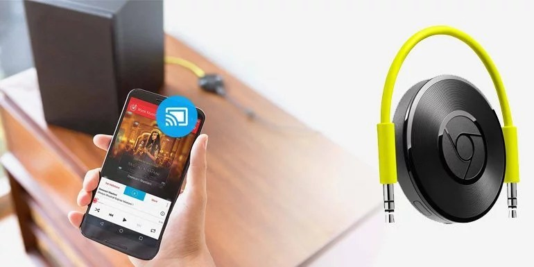 Google launches Chromecast audio in India for Rs 3,399