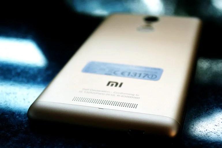 Redmi Note 3 back speaker review