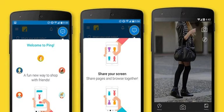 Flipkart shutdowns Ping & Image Search, to launch user to seller Chat