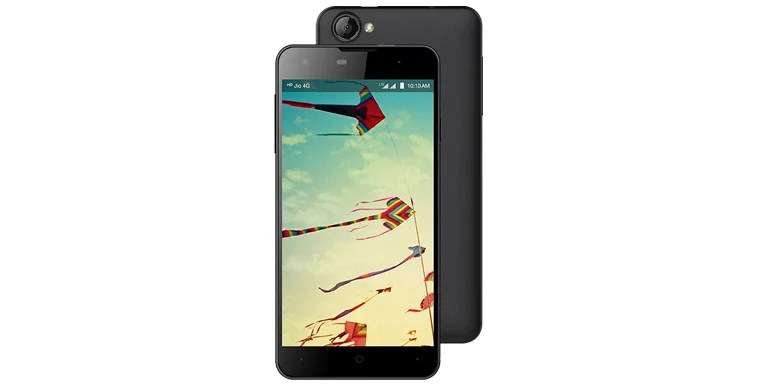 LYF Wind 1 Smartphone specification and price
