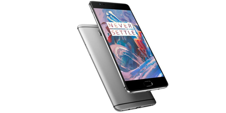 OnePlus 3 gets Official, comes with 6GB RAM, Snapdragon 820, Optic AMOLED, Dash Charge