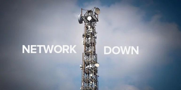 Idea Cellular, Airtel, and Vodafone India network down in Kerala