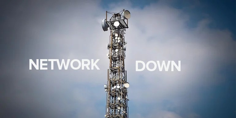 Idea Cellular, Airtel, and Vodafone India network down in Kerala