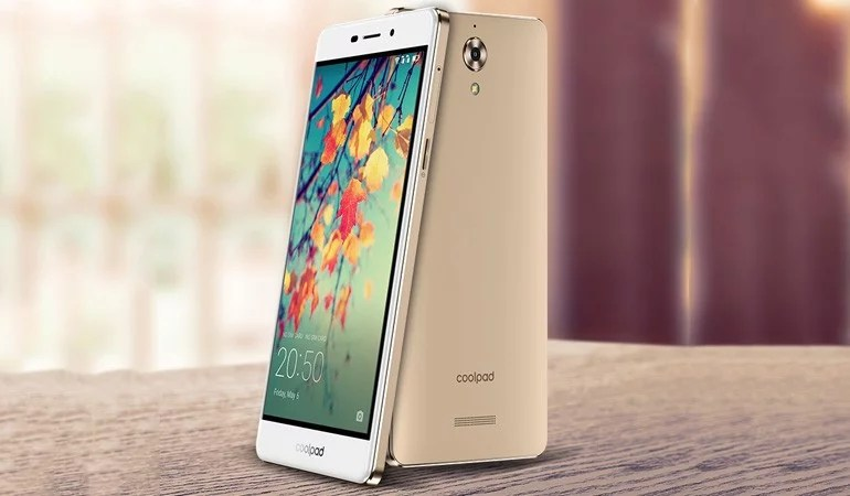 Coolpad Mega 2.5D launched with 8MP selifie camera, 5.5-inch HD display & 4G VoLTE