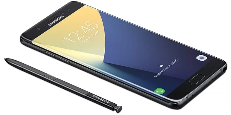 Samsung Galaxy Note7 launched with dual-edge display, iris scanner, Hybrid SIM