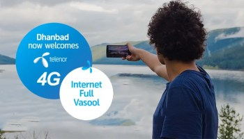 Telenor 4G now in Anand, Gujarat – 1GB 4G data pack at Rs 159