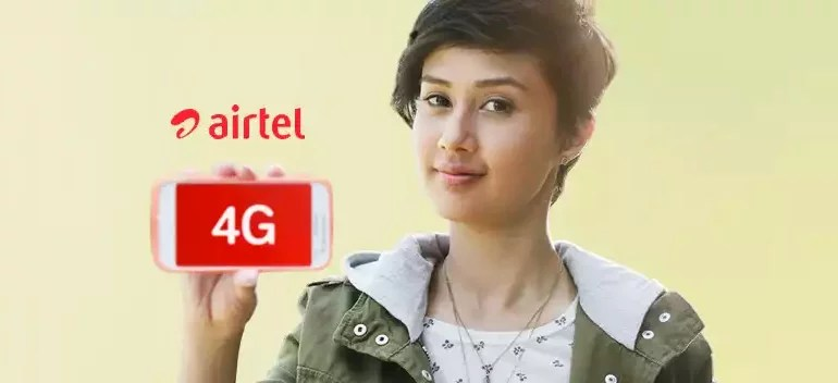 Airtel 4G LTE services goes live in Jharkhand