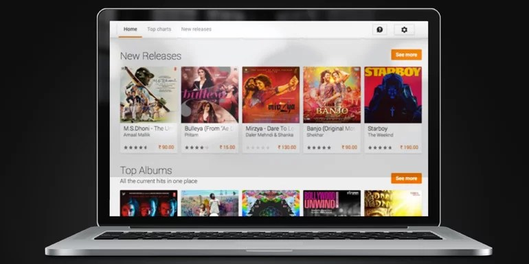 Google Music now available in India