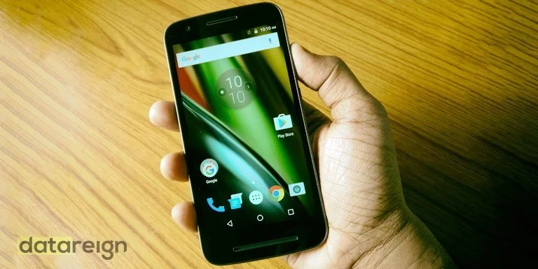 Moto E3 Power Hands on review