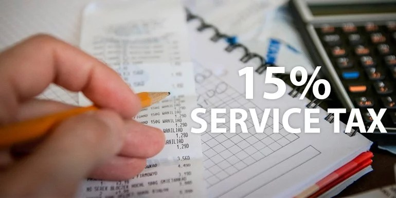 Extra 15% Service Tax on Downloads & Cloud services from foreign websites