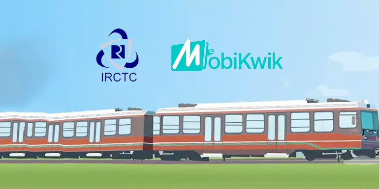 Now Book Tatkal Train tickets on IRCTC via MobiKwik Wallet