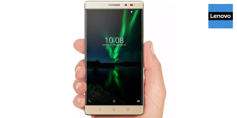 Lenovo Phab 2 Plus unveiled with 6 4-inch FHD display, 13MP