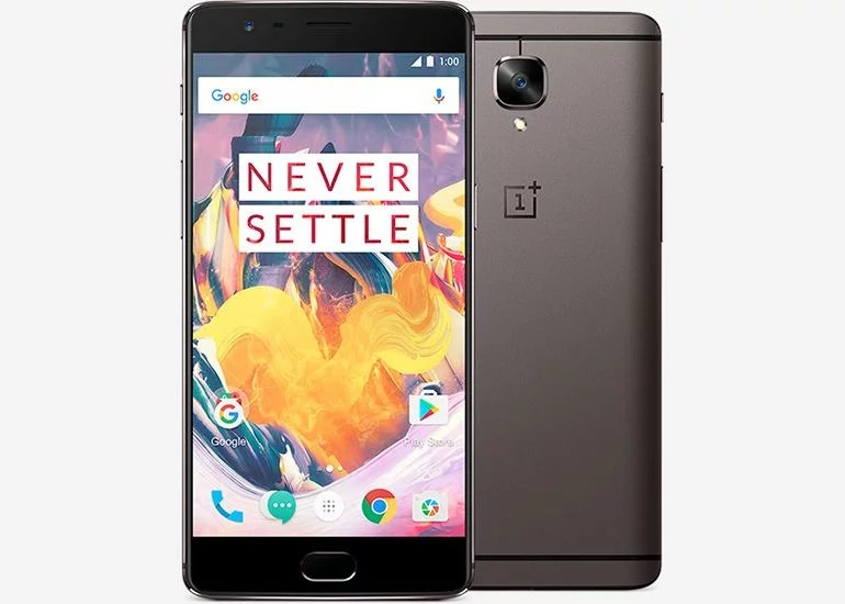 OnePlus 3 gets an upgrade to 3T - Snapdragon 821, 16MP selfie Camera