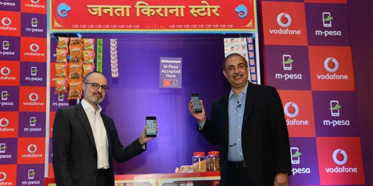 Vodafone M-Pesa PAY - Digital Payment Solution for Merchants and Customers