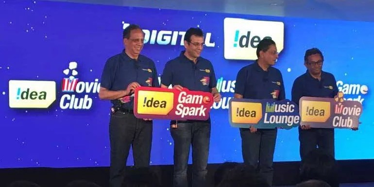 Idea Cellular launches Digital Idea app suite - Music, Movies and Games