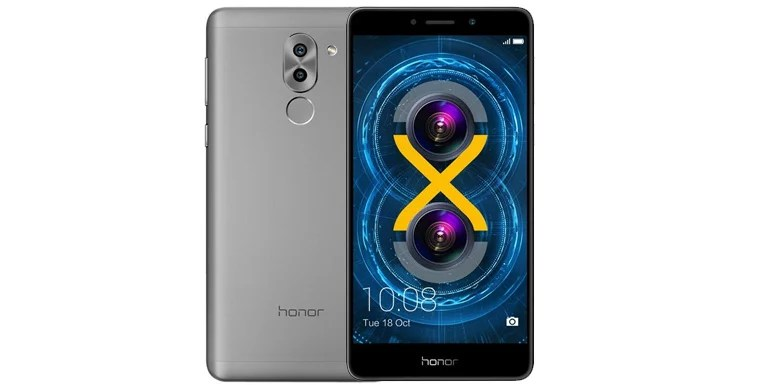 Honor 6X unveiled with dual lens Camera, FHD, 4GB RAM, 4G VoLTE