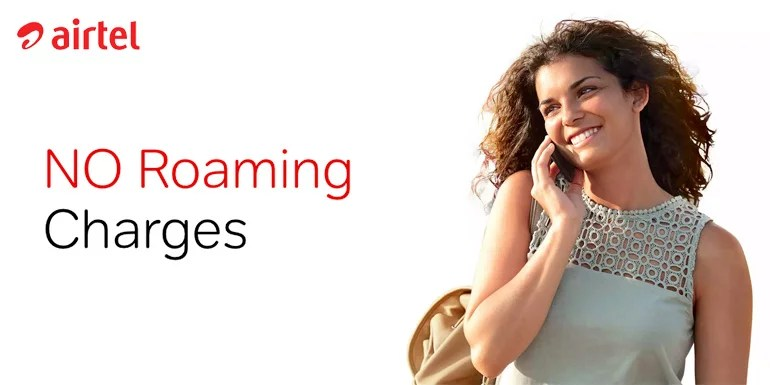 Airtel ends National roaming charges, No Bill Shocks on International roaming