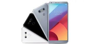 LG G6 official Design