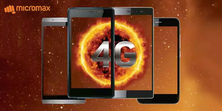 Micromax plans to launch 4G VoLTE mobiles starting at Rs 1,999