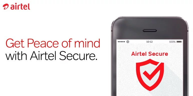 Airtel Secure Plan launched with Device Damage Protection, Antivirus and Cloud Backup