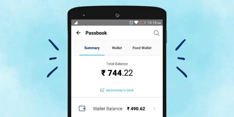 Paytm Food Wallet - Companies can now digitally give out tax-free food allowance to employees