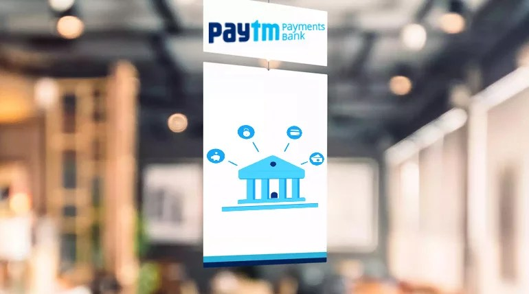 Paytm Payments Bank Opens With Cashbacks, Zero Fee, Zero Balance