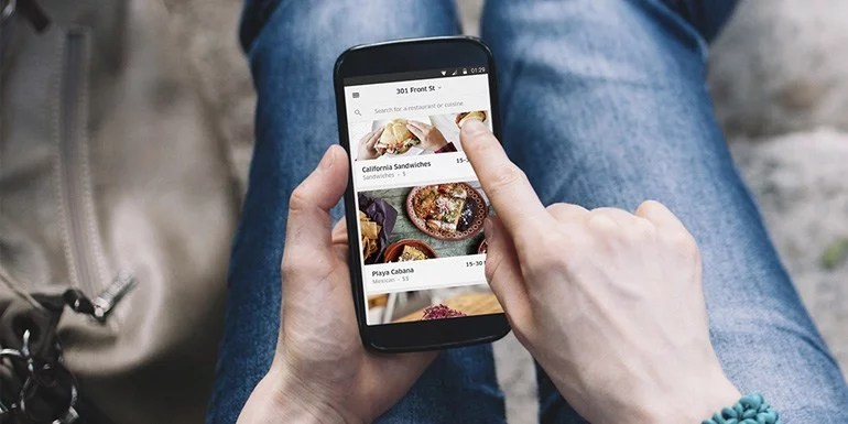 UberEATS, on-demand food delivery service launched in India