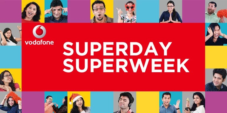 Vodafone India launches SuperDay and SuperWeek Unlimited Voice Packs