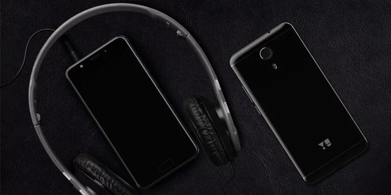 YU Yureka Black launched with Snapdragon 430 SoC, 4GB RAM, 4G VoLTE