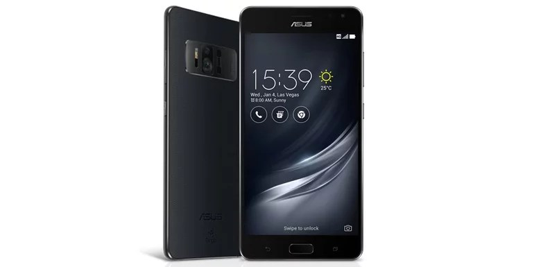 Asus launches Zenfone AR in India with Tango augmented reality and Daydream-ready