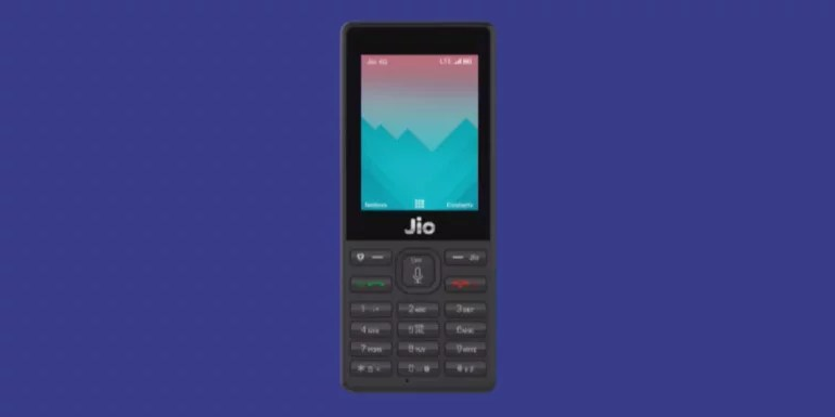 JioPhone - The 4G VoLTE Feature Phone Launched by Reliance Jio