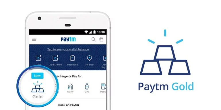 Paytm Aims To Sell Millions Worth Gold - Offers Digital Gold for Cashback