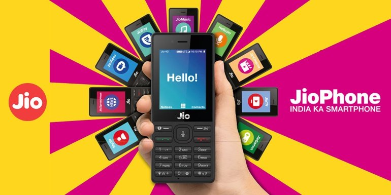 Reliance Jio 4G VoLTE JioPhone - How to buy and where to buy