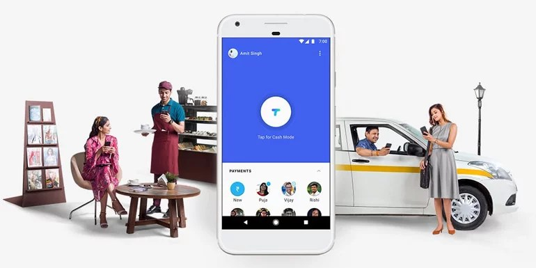 Google Tez, the UPI-based app launched in India - Instant money transfer, Secure, Rewards