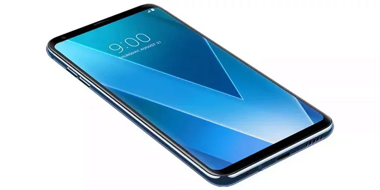 LG V30 unveiled with 6-inch OLED FullVision display & F1 6 Dual Camera
