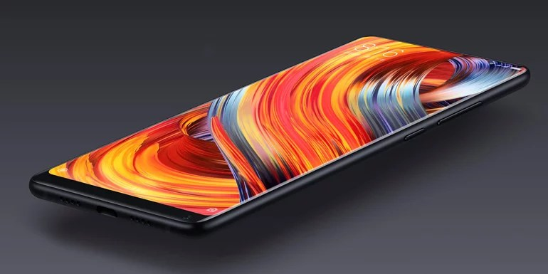 Xiaomi unveils Mi MIX 2 with Full Screen bezel-less display, Snapdragon 835, Global 4G LTE