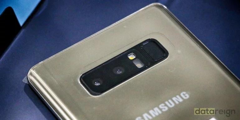 Samsung Galaxy Note8 India - Camera review