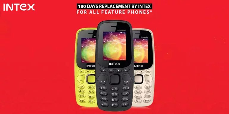 Vodafone India partners Intex, offers 50% cashback on recharges