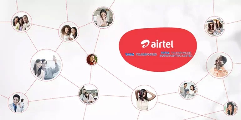 Airtel to acquire Tata Teleservices Consumer Mobile Business, including Tata Docomo and Photon
