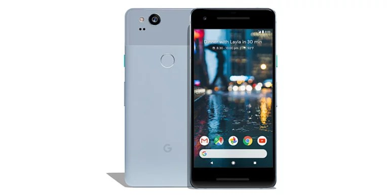 Google Pixel 2 smartphone features and Specification