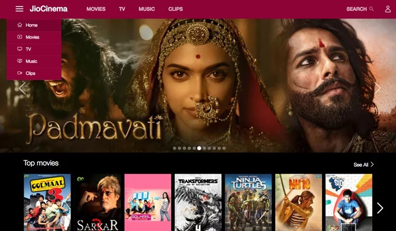 JioCinema Web Now Available, Start Streaming Contents On a Browser