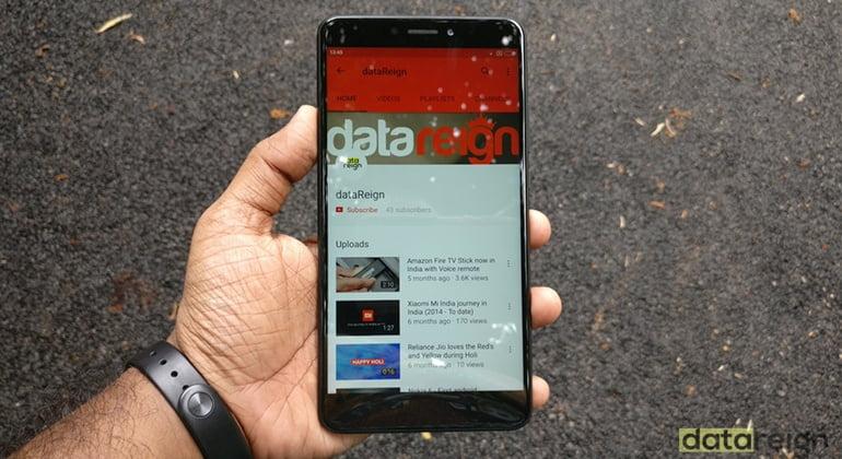 Xiaomi Mi Max 2 Review - Design and build