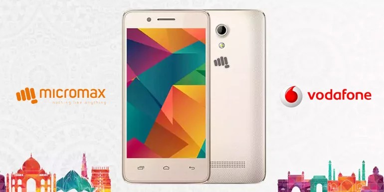 Micromax Bharat 2 Ultra launched in Partnership with Vodafone India for Rs 999