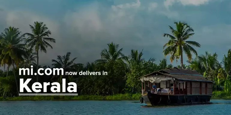 Mi.com Starts Delivery To Select Pincodes in Kerala