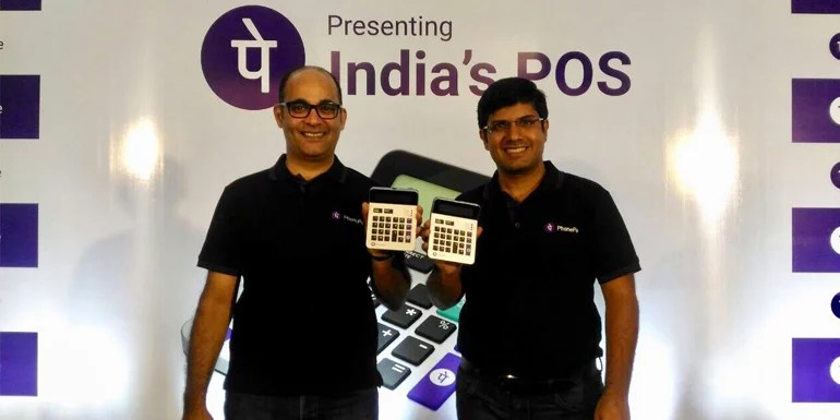 PhonePe Launches Offline POS Machine For Small Merchants