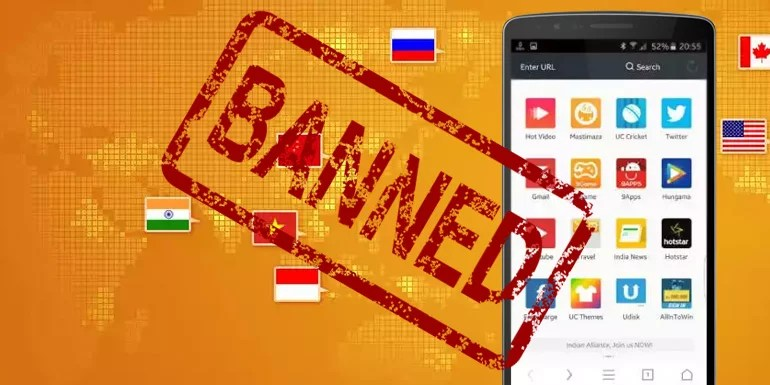 UC Browser Was Temporarily Removed From Google Play Store