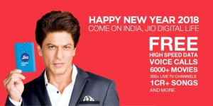 Reliance Jio introduces Happy New Year 2018 plans - Rs 199 and Rs 299 Jio Plans