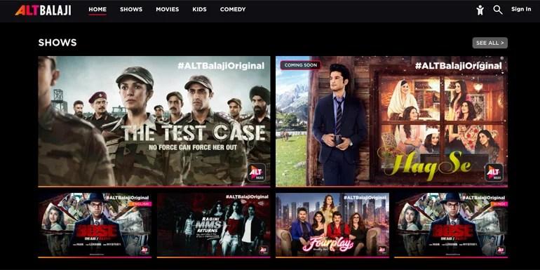 Reliance Jio bags ALTBalaji for Original content on