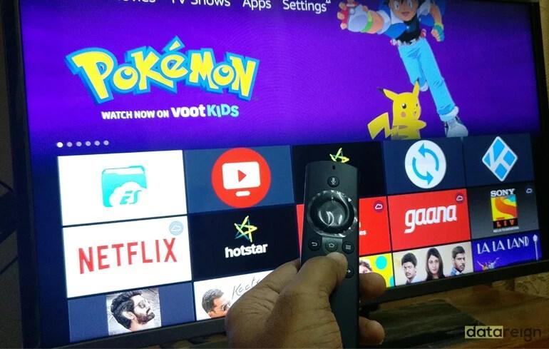 Amazon Fire TV Stick - Smart TV