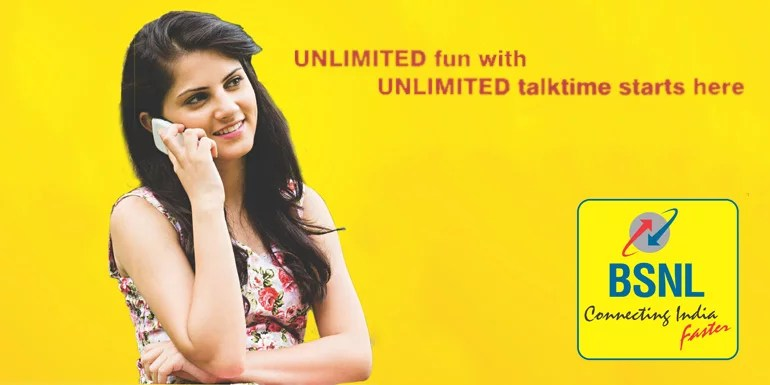 BSNL to offer True Unlimited Data and Voice Calls with Rs 1595 PostPaid plan